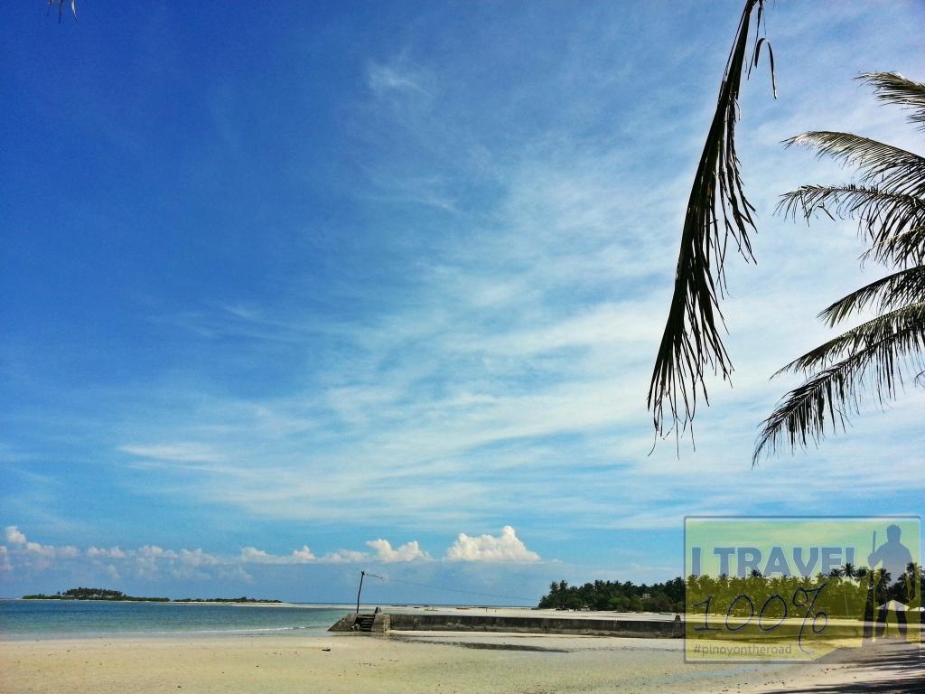 essay the beach of sea