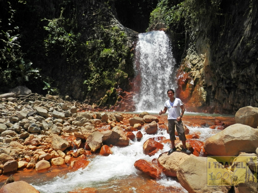 Negros Oriental   What To See and Do In Dumaguete   Pulang Bato Waterfalls