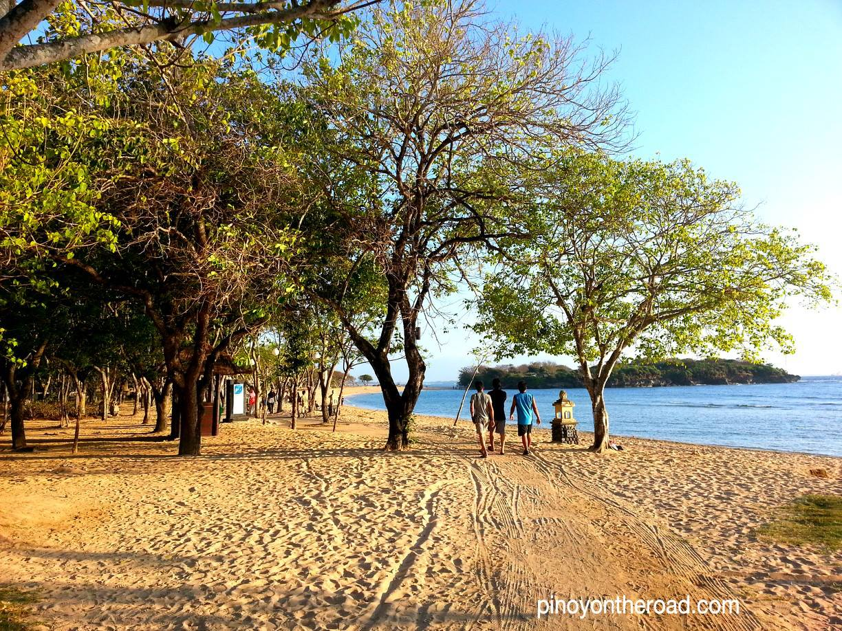 Sunrise at Nusa Dua Beach Bali – PinoyOnTheRoad