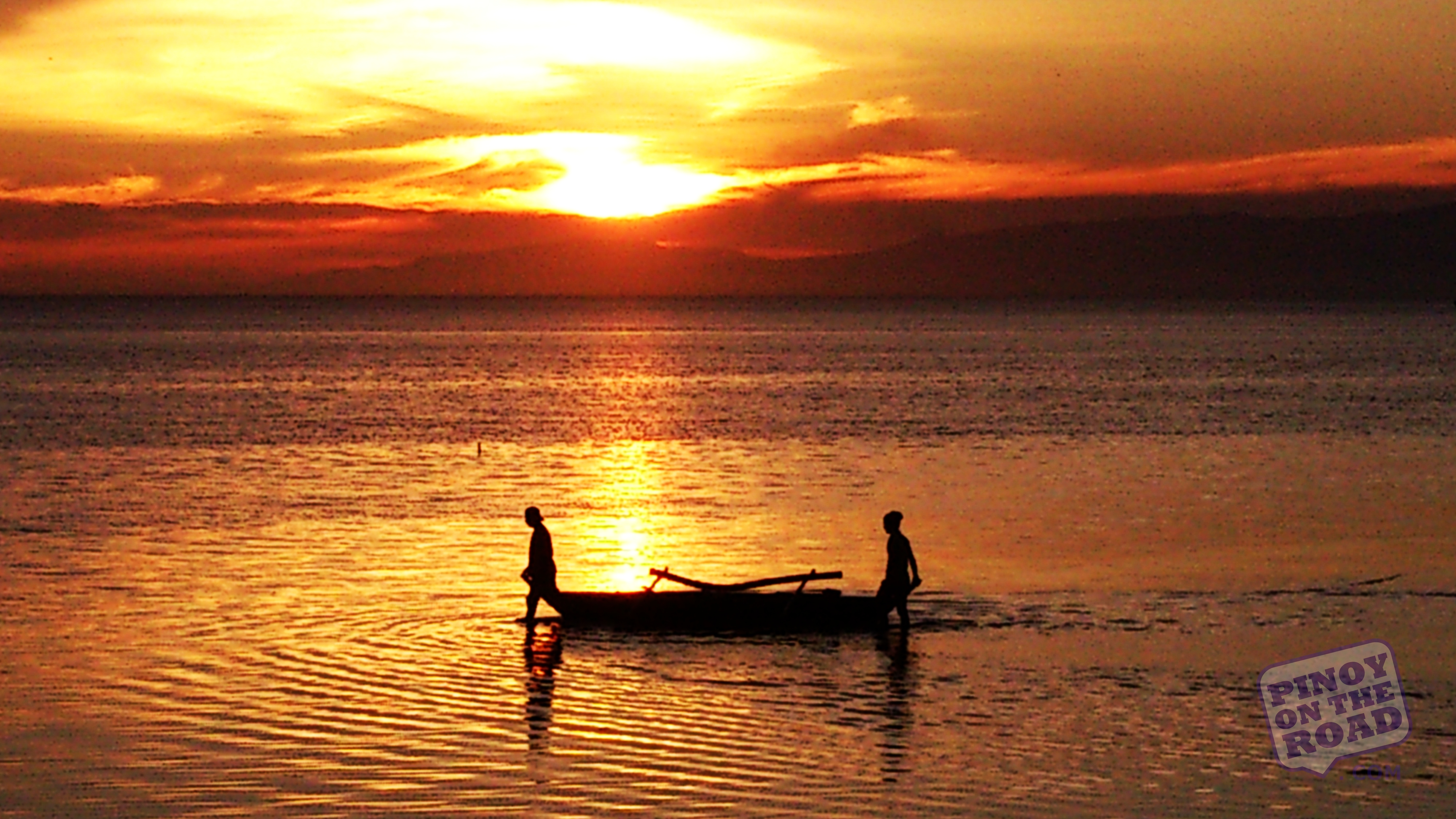 Magical Siquijor Sunset – PinoyOnTheRoad