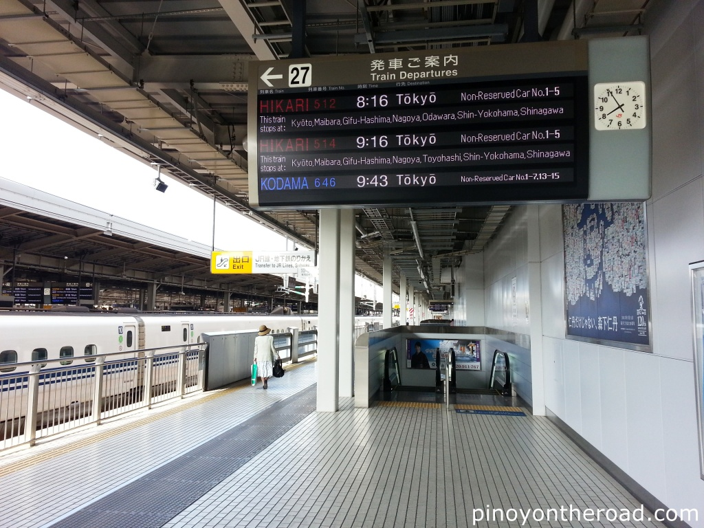 Platform Monitoring Board