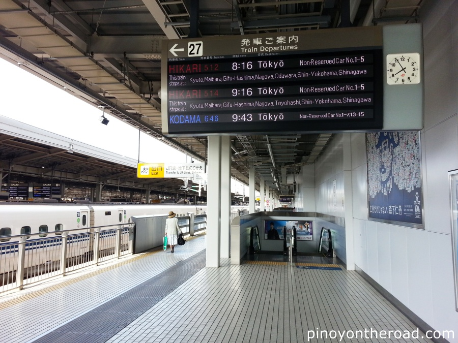 Platform Monitoring Board