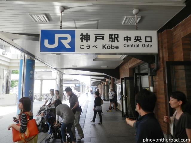 Kobe Central Station