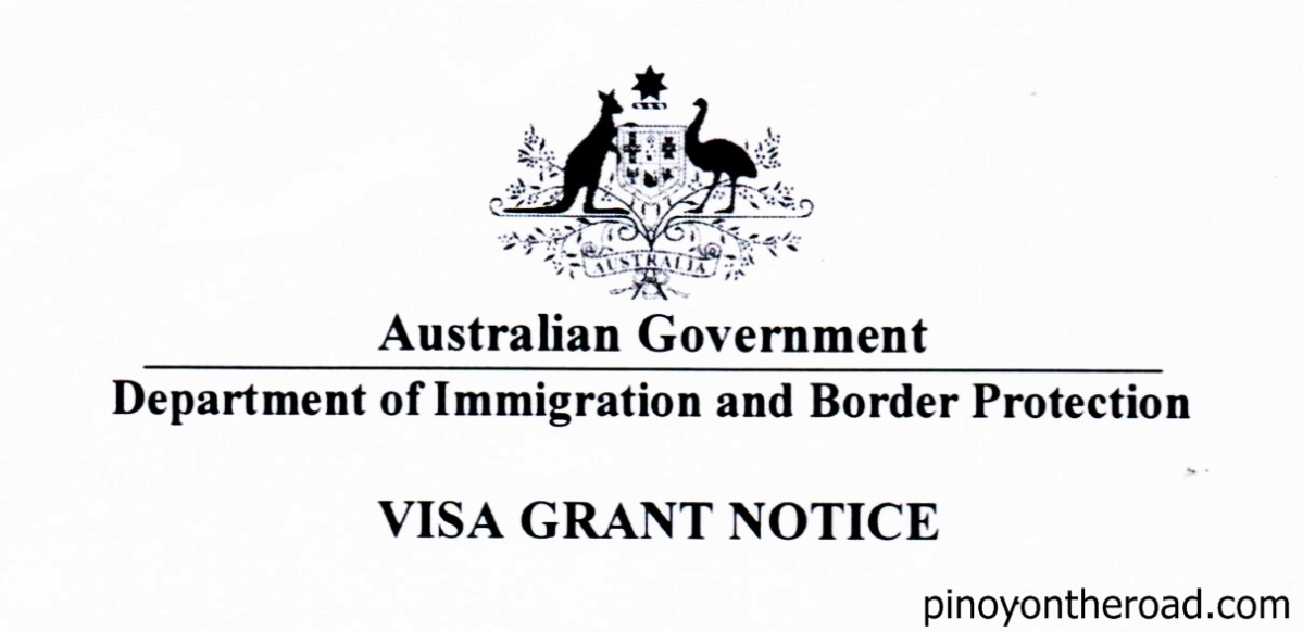 australian tourist visa for filipinos pinoyontheroad