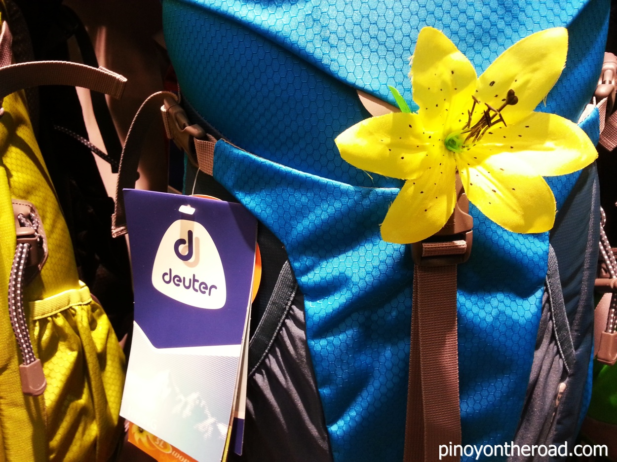 Deuter Backpack Lifestyle