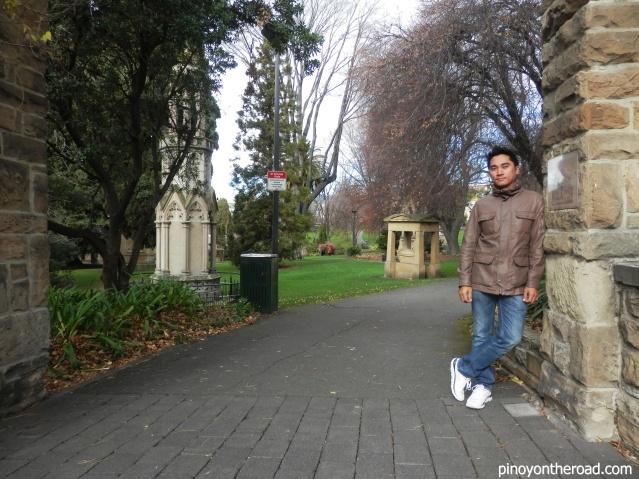 St. David's Park, Hobart