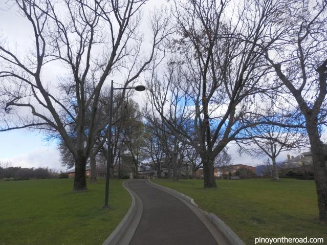 Princess Park, Hobart