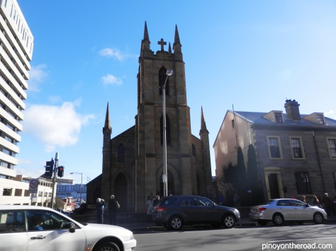 St. Joseph Catholic Church, Hobart