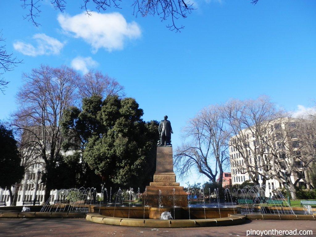 Franklin Square, Hobart