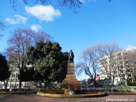 Franklin Square, Hobart