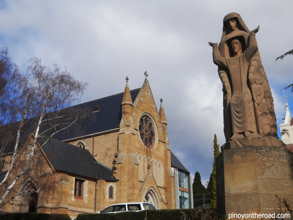 St. Mary's Cathedral Hobart