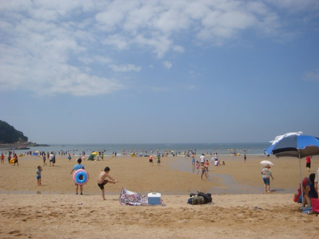 Eurwangni Beach (photo from www.cheap-weekend-getaways.net
