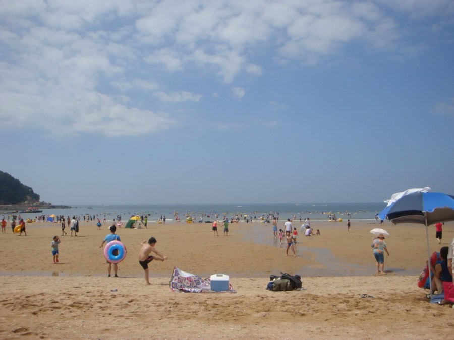 Eurwangni Beach (photo from www.cheap-weekend-getaways.net