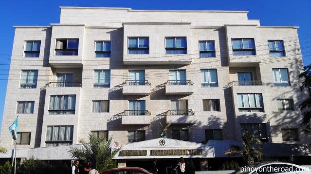 ammman hotel 1