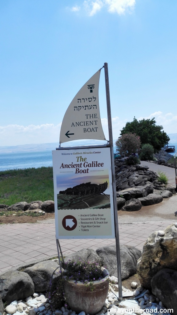 Ancient Boat of Galilee
