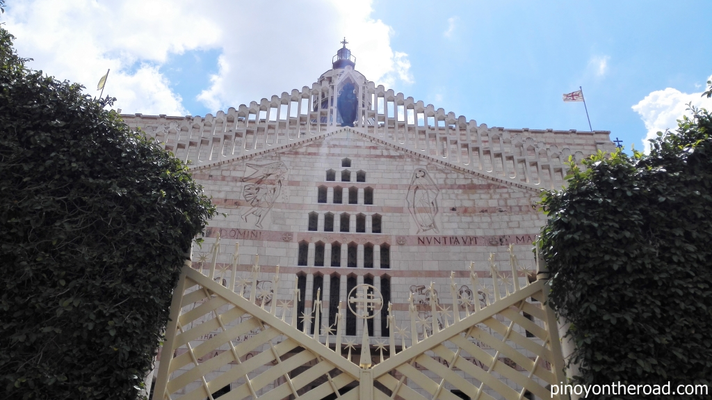Main facade of the Church of Annunciation