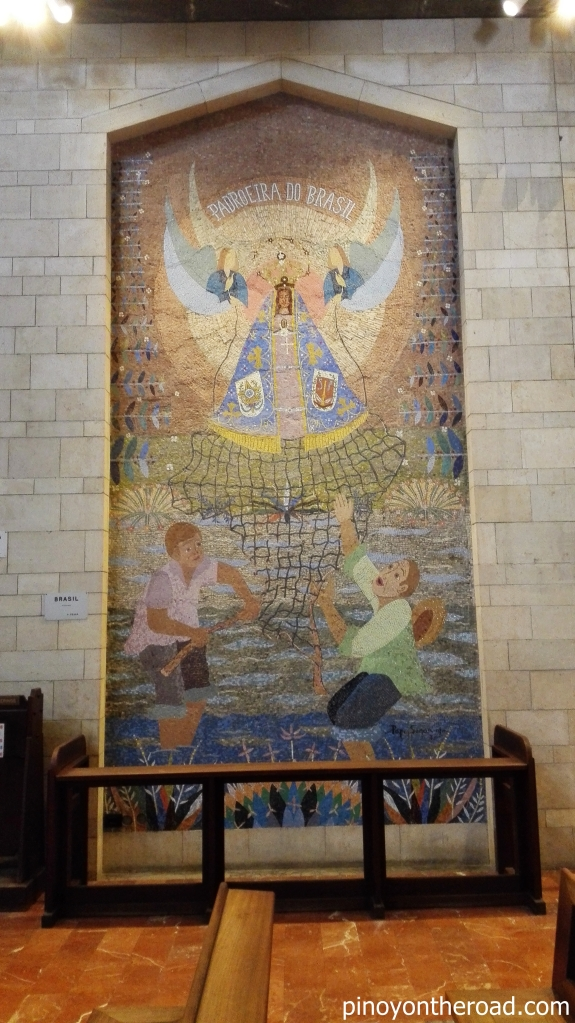 Image of Annunciation from Brazil