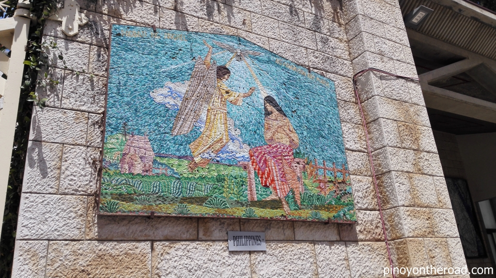 Image of Annunciation from the Philippines