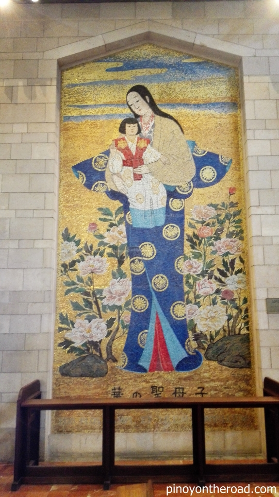 Image of Annunciation from Japan