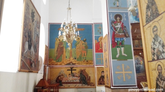 Interior of St George Church
