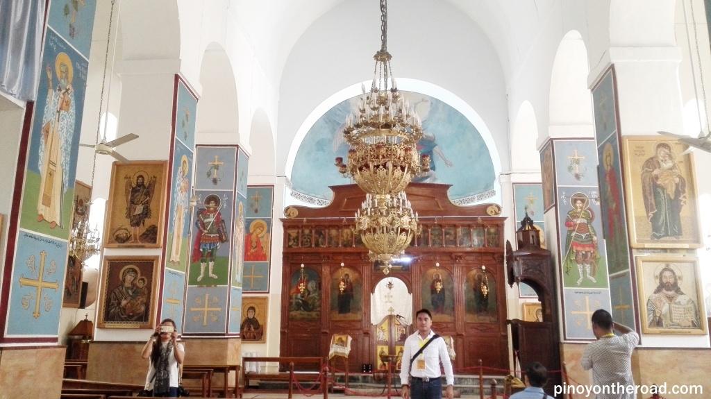 St George Church Madaba