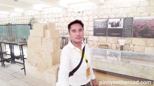 A small Museum featuring Mt. Nebo