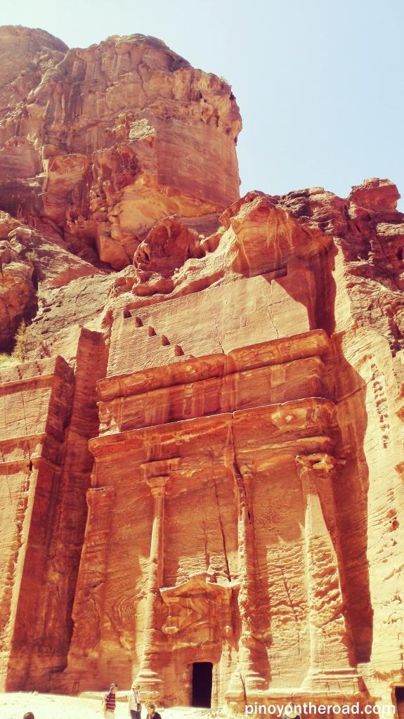A Royal Tomb, Petra