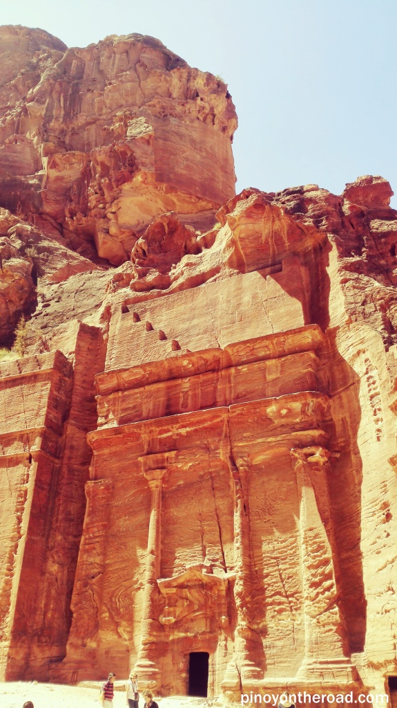 A Royal Tomb, Petra