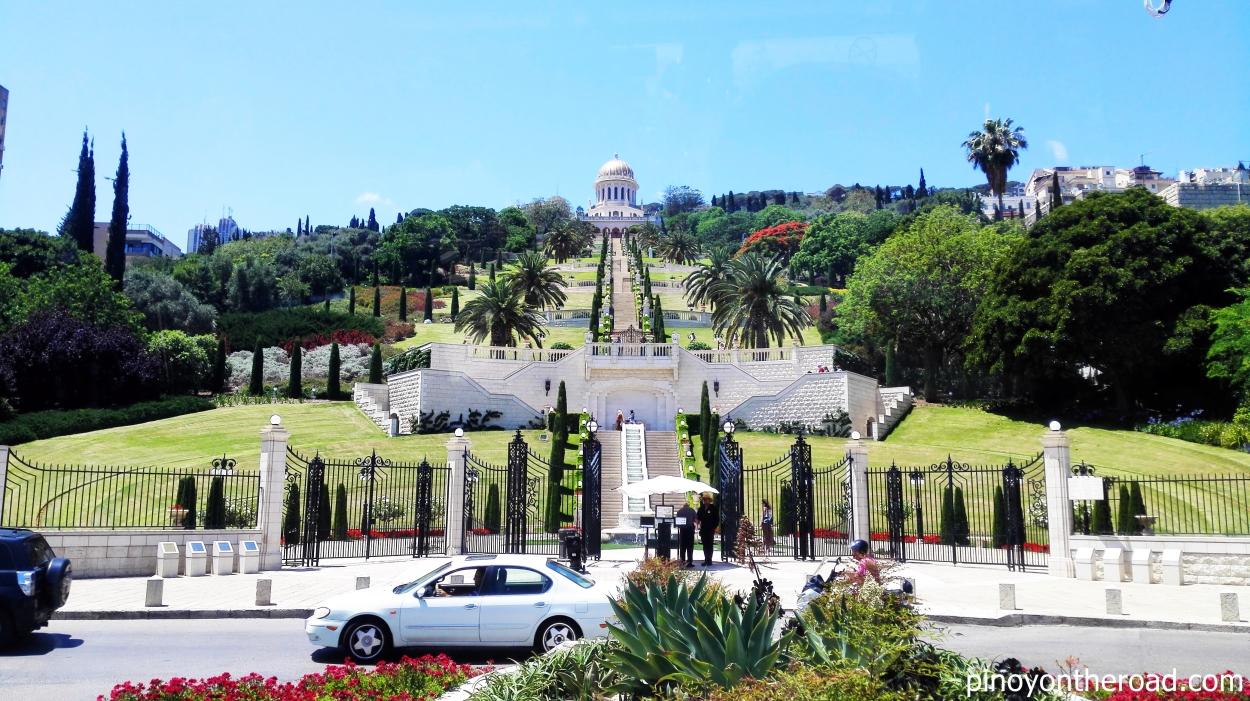 The UNESCO World Heritage Site of Baha'i World Center