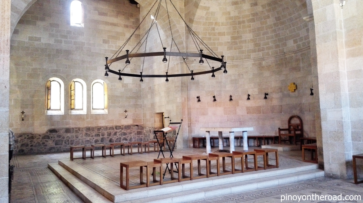 Church of the Multiplication of Loaves and Fish
