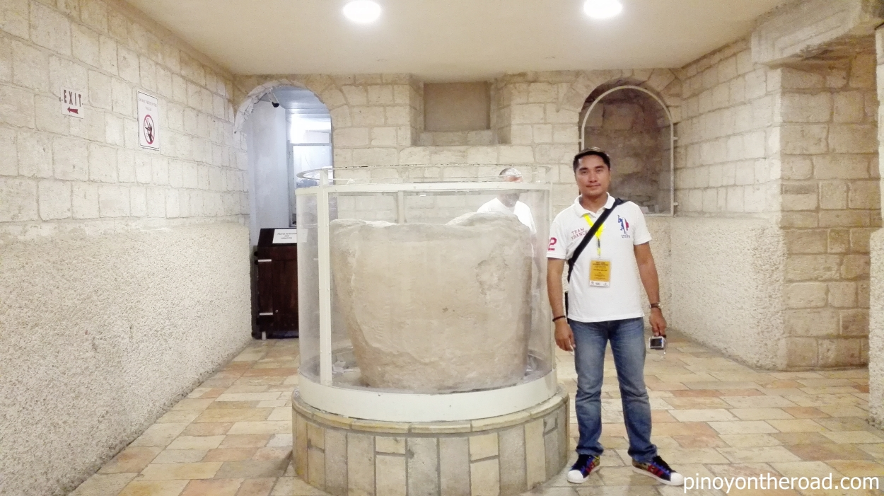Church of the Wedding Feast at Cana and the Miracle of Turning Water to Wine