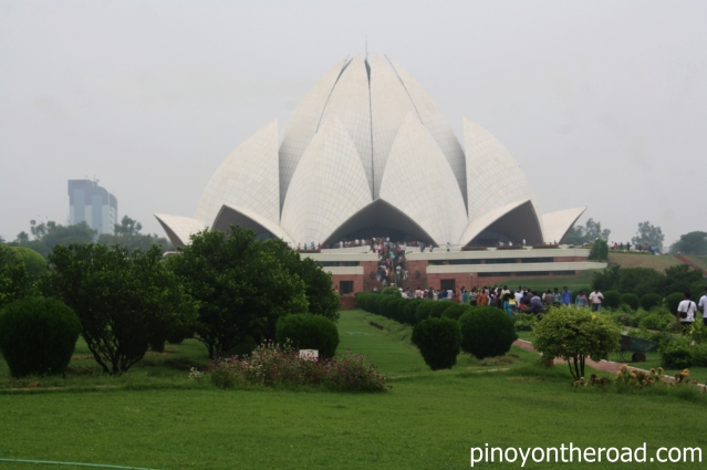 Taken November 2011 when I visited the Lotus Temple, New Delhi, India