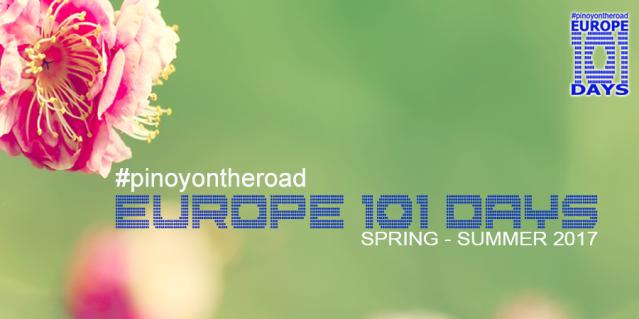 europe 101 days